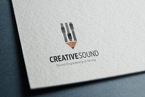 CreativeSound - Logo
