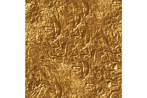 Vector golden texture