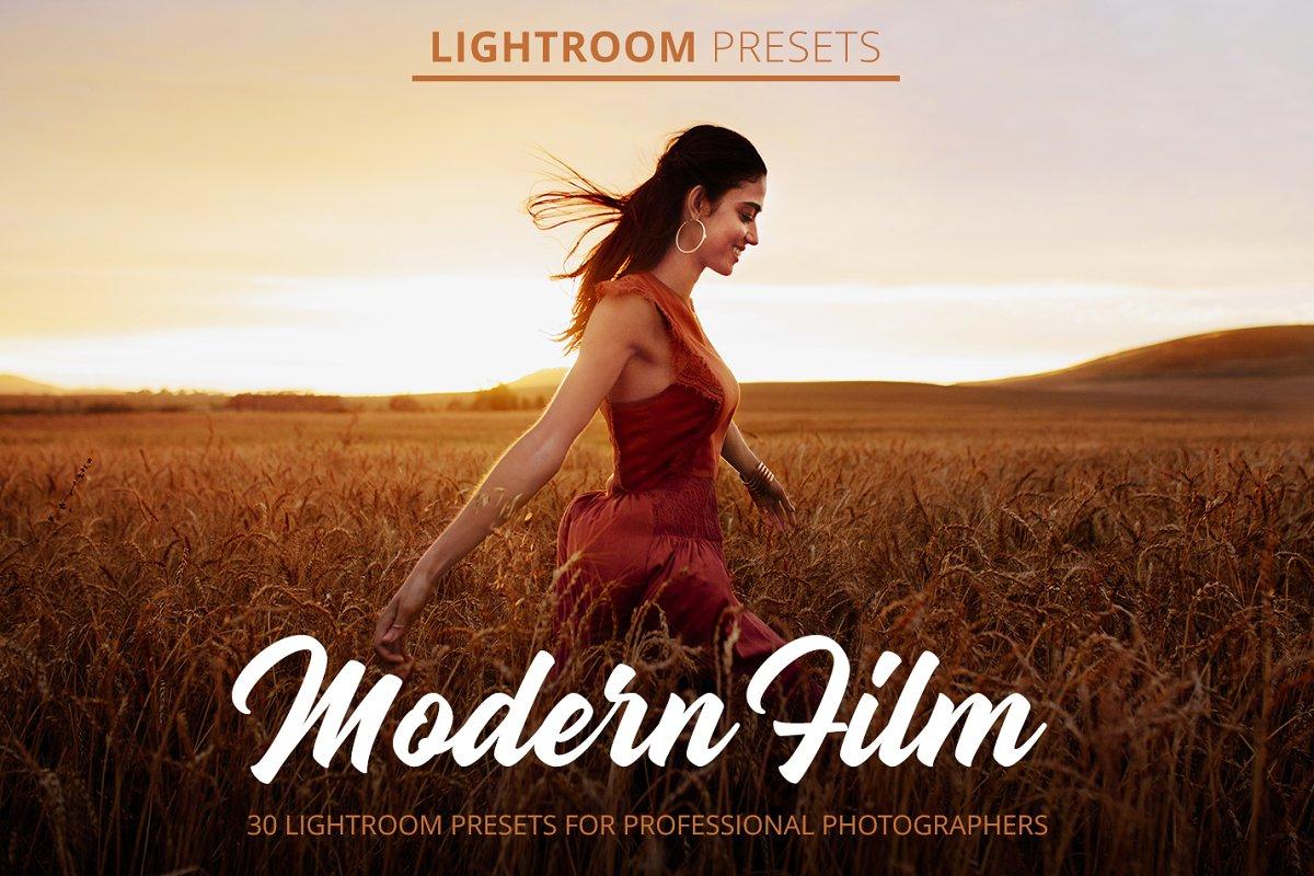 Modern Film Presets