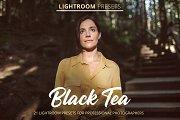 Black Tea Presets