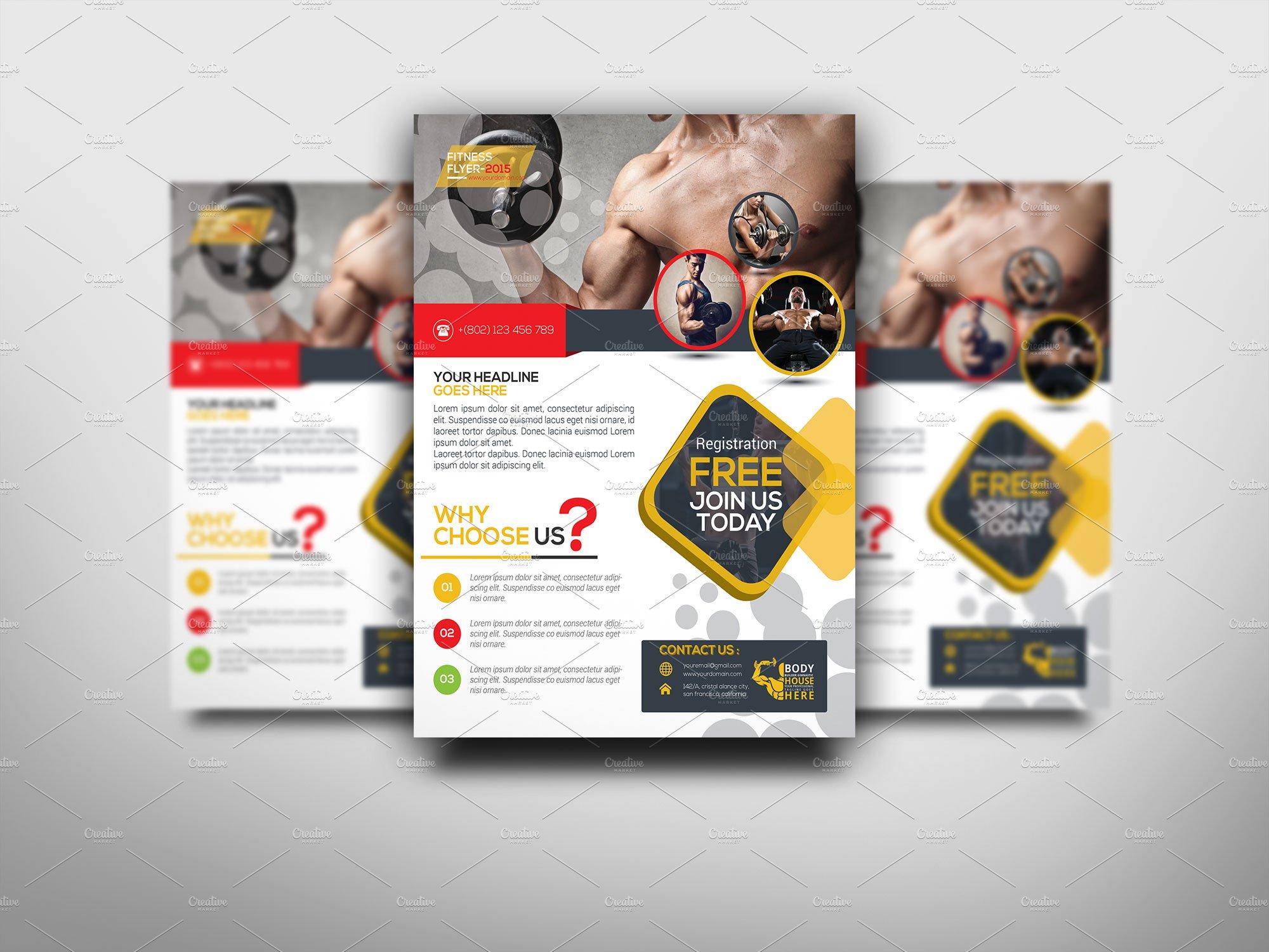 Enchanting Fitness Flyer Mold - FORTSETZUNG ARBEITSBLATT - tsuhaan.info