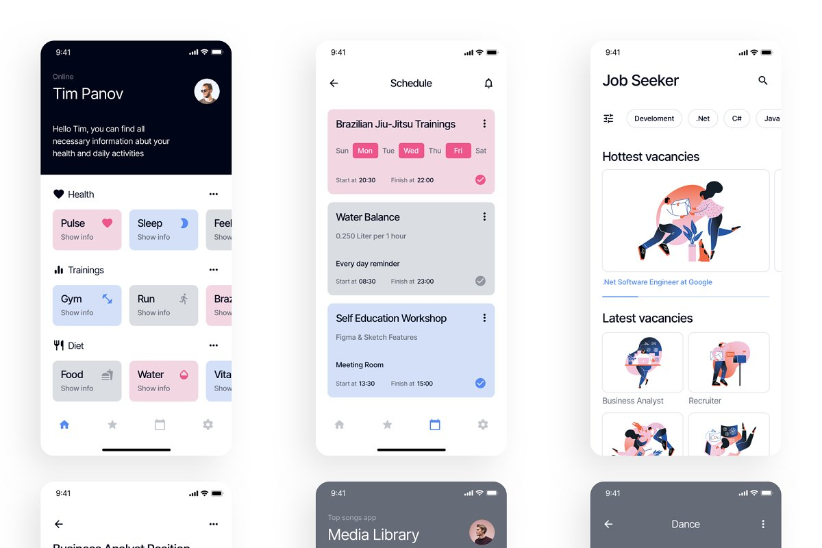 Spot iOS UI Kit