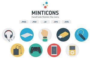 Minticons - Electronic Gadgets