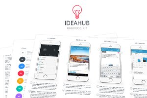 IdeaHub - Documentation Kit