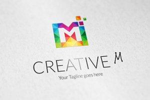 CreativeM logo