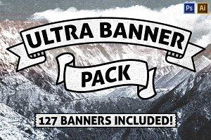 Ultra Banner Pack