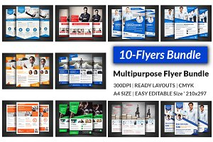 Multipurpose Flyers Bundle