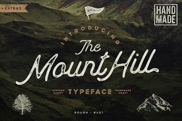 MountHill Vintage Script + Extras