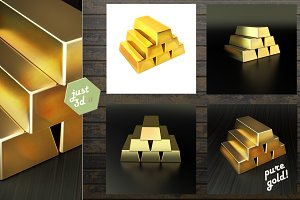 Fresh gold