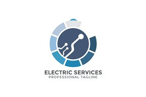 Electric Services Logo