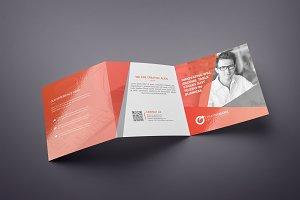Square Tri Fold Brochure-Multipurpos