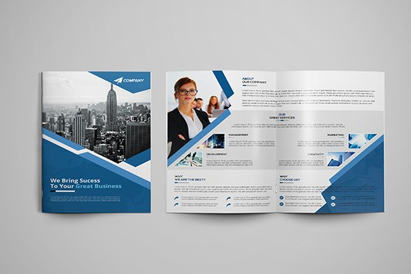 bi fold brochure templates - corporate bi fold brochure brochure templates creative