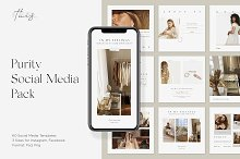 Purity Social Media Pack