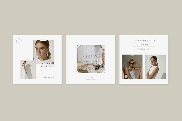 Purity Social Media Pack in Instagram Templates - product preview 5