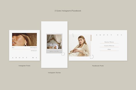 Purity Social Media Pack in Instagram Templates - product preview 11