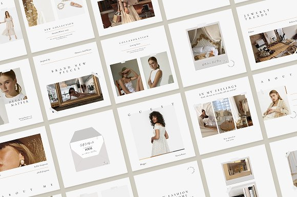 Purity Social Media Pack in Instagram Templates - product preview 12