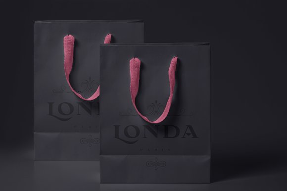 Leronda in Serif Fonts - product preview 3