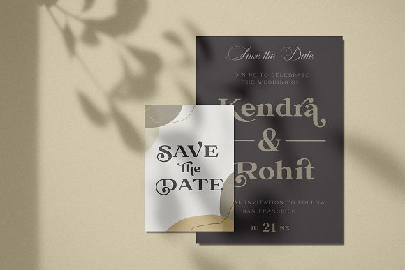Leronda in Serif Fonts - product preview 4