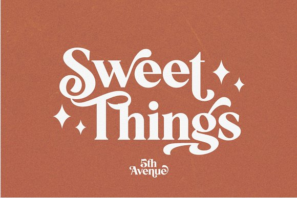 5th Avenue - 25% OFF in Serif Fonts - product preview 5