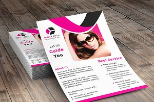 Multipurpose Fashion Flyer