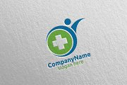Health Care Cross Medical Logo 63