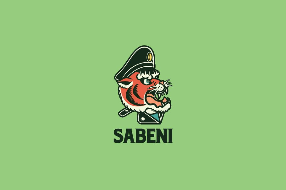 Sabeni Logo Template in Logo Templates - product preview 8
