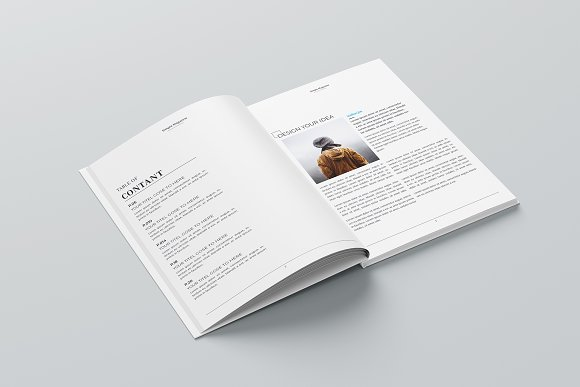 Magazine in Magazine Templates - product preview 1