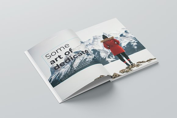 Magazine in Magazine Templates - product preview 3