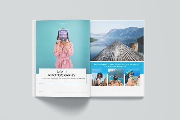 Magazine in Magazine Templates - product preview 4