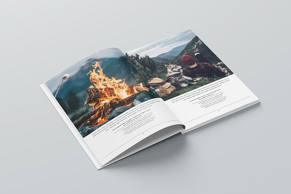 Magazine in Magazine Templates - product preview 9