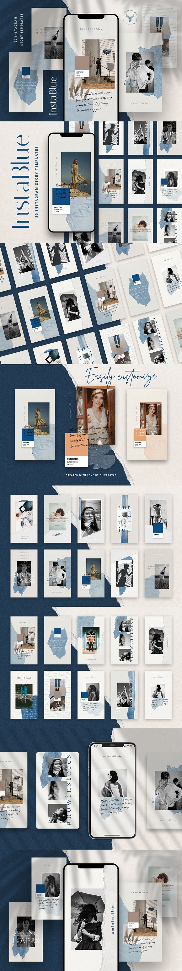 Ultimate Instagram Bundle + Updates in Instagram Templates - product preview 24