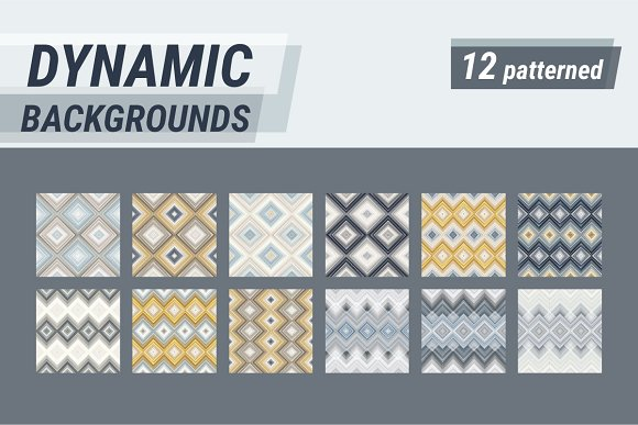Dynamic Backgrounds, MEGA pack in Textures - product preview 2