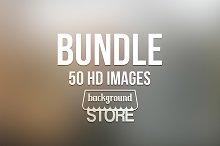 Blurred Photos Bundle