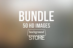 Blurred Photos Bundle