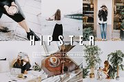 Aesthetic HIPSTER Lightroom Presets