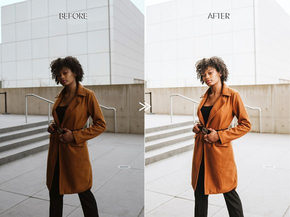Warm BRIGHT CITY Lightroom Presets in Add-Ons - product preview 2