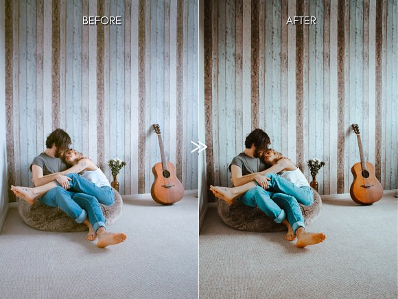 Moody IN-HOME Lightroom Presets in Add-Ons - product preview 5