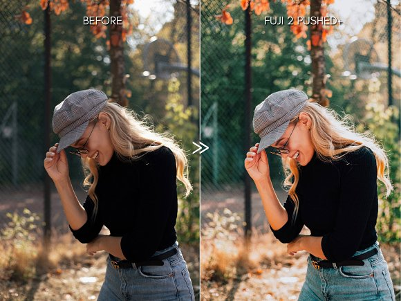 Bright Vibrant FUJIFILM LR Presets in Add-Ons - product preview 2