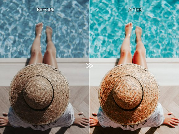 Vibrant MALIBU Mobile Phone Presets in Add-Ons - product preview 5