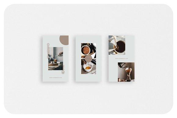 EVALEEN Instagram Stories in Instagram Templates - product preview 1