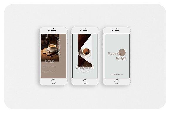 EVALEEN Instagram Stories in Instagram Templates - product preview 2