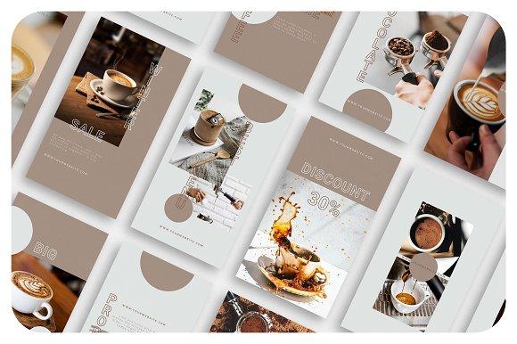 EVALEEN Instagram Stories in Instagram Templates - product preview 3