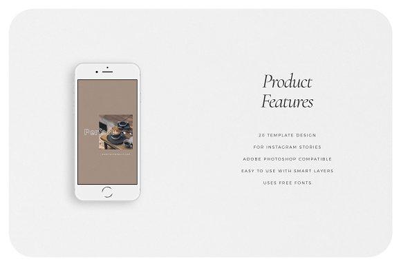 EVALEEN Instagram Stories in Instagram Templates - product preview 4