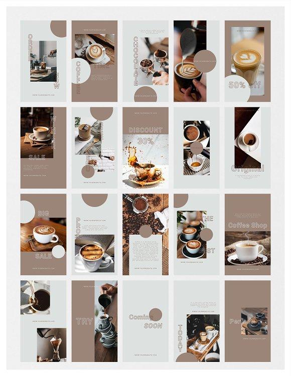 EVALEEN Instagram Stories in Instagram Templates - product preview 6