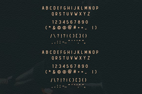 GRAHM Vintage Sans Serif in Sans-Serif Fonts - product preview 9