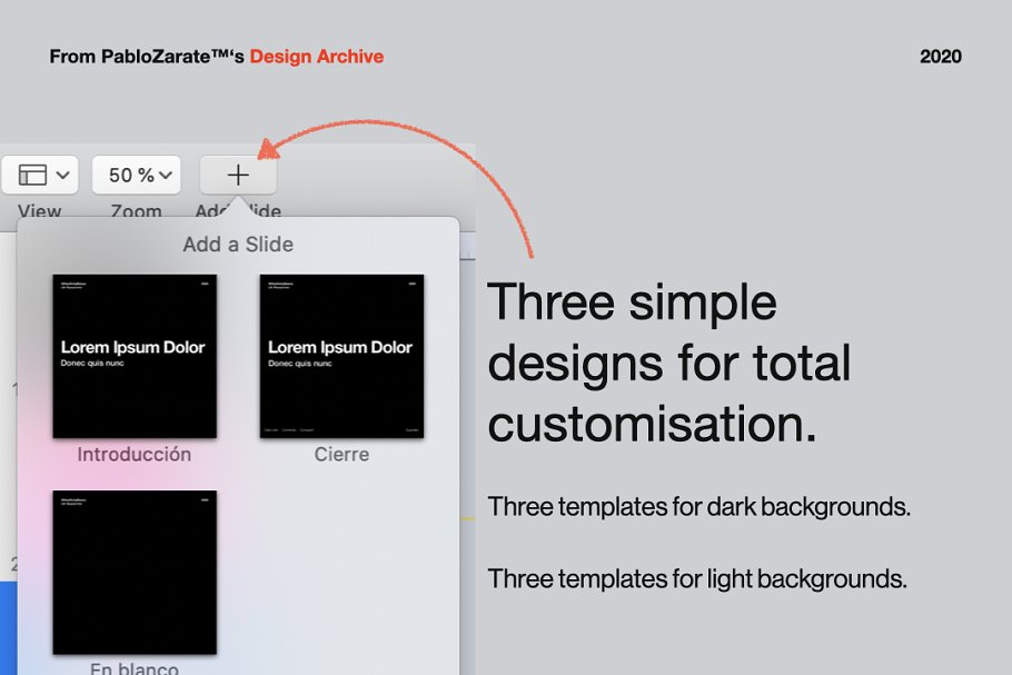 Keynote for Instagram Carousel in Instagram Templates - product preview 8
