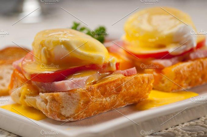 eggs benedict sandwich 26.jpg - Food & Drink