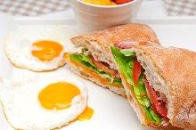 eggs tomato lettuce ciabatta sandwich 04.jpg