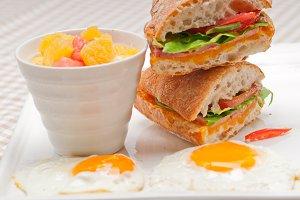 eggs tomato lettuce ciabatta sandwich 01.jpg