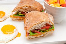 eggs tomato lettuce ciabatta sandwich 02.jpg